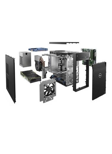 Dell Precision 3640.T02 İ7-10700 16Gb 1Tb + 1 Tb Ssd Windows 10 Pro P2200 Masaüstü İş İstasyonu Renkli